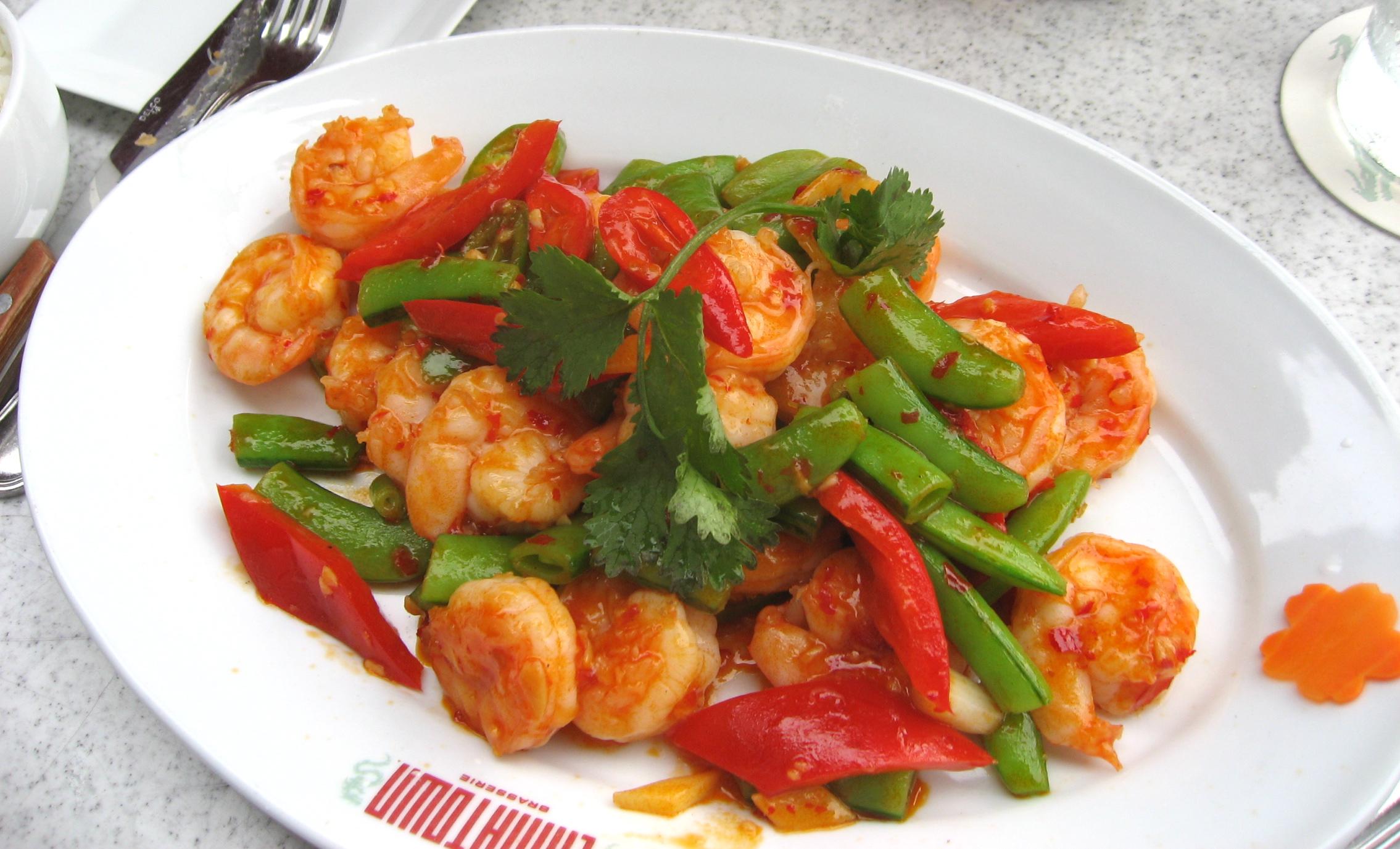 Kung Pao Shrimp Liked, kung pao shrimp.